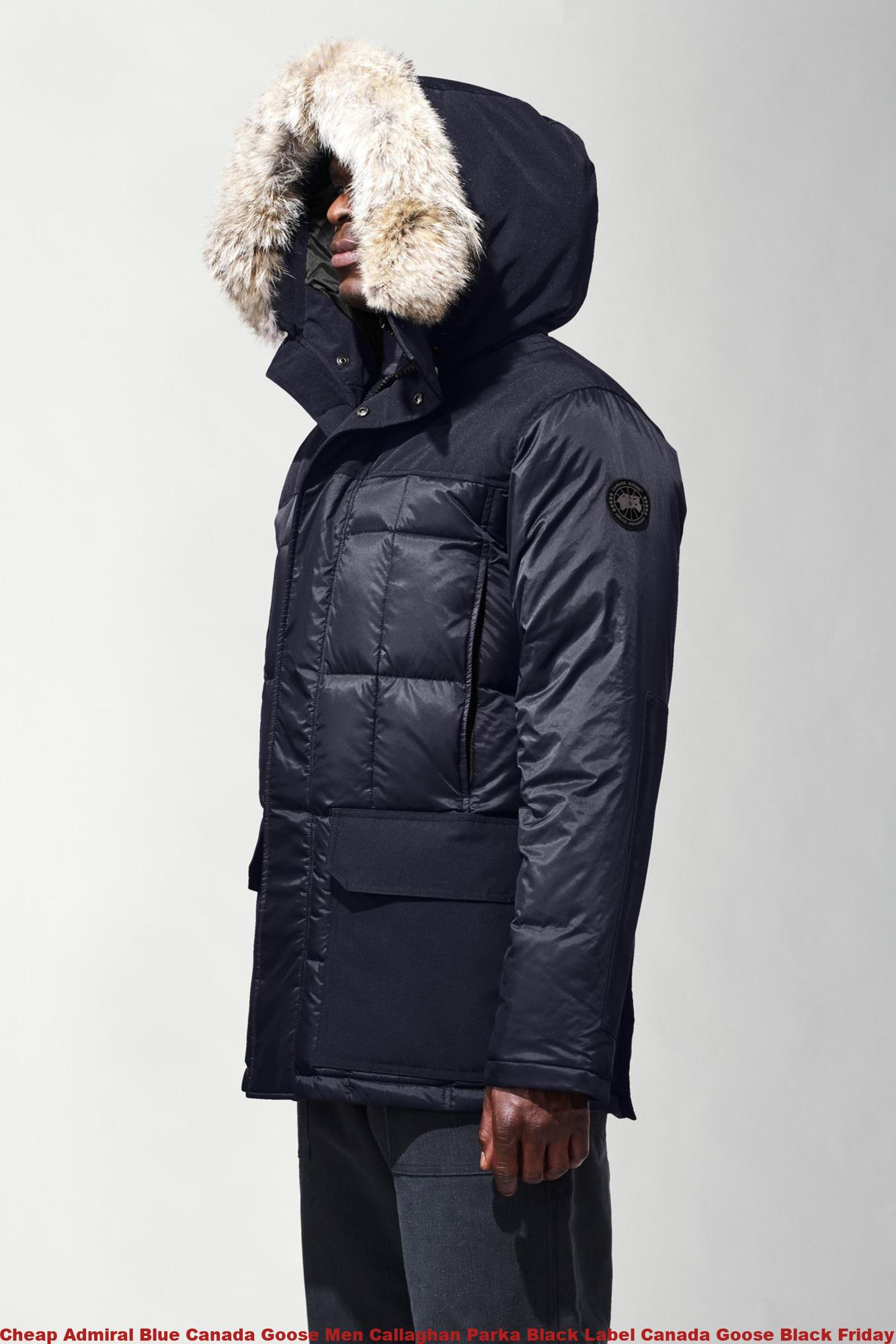 e51d8bb11 Cheap Admiral Blue Canada Goose Men Callaghan Parka Black Label Canada  Goose Black Friday Vancouver 3200MB