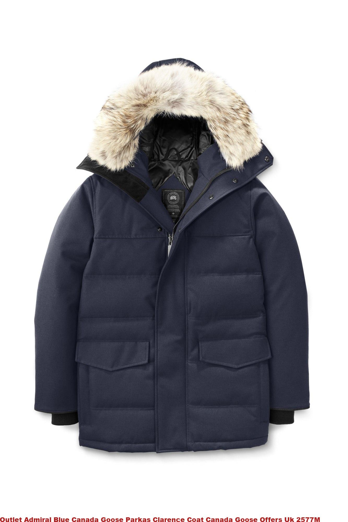 ddbb937daa3 Outlet Admiral Blue Canada Goose Parkas Clarence Coat Canada Goose Offers  Uk 2577M – Black Friday Cheap Canada Goose Outlet Jacket Parka On Sale